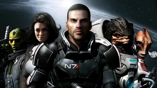 Saga Mass Effect completa cinco anos (Foto: Divulgação) (Foto: Saga Mass Effect completa cinco anos (Foto: Divulgação))