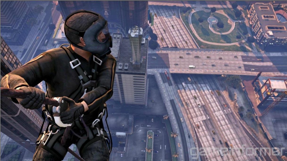 Michael GTA 5 (Foto: Reprodução)