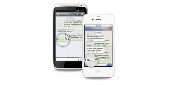 Tiques do WhatsApp causam confusão em muitos usuários (Foto: Reprodução)