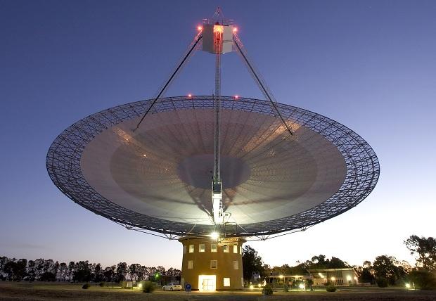 Quanto maior o diâmetro do disco da antena melhor a resolução das imagens produzidas (Foto: Reprodução)