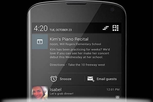 O smartphone Galaxy Nexus e o tablet Nexus 7 começam a receber a versão 4.2 do Jelly Bean (Foto: Reprodução) (Foto: O smartphone Galaxy Nexus e o tablet Nexus 7 começam a receber a versão 4.2 do Jelly Bean (Foto: Reprodução))