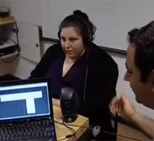 Aparelho para deficientes pode guiar usuários pelo som (Foto: Reprodução)