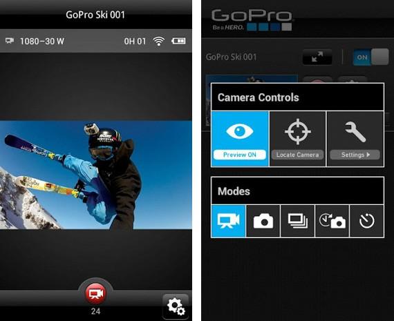 GoPro lança aplicativo para controlar suas câmeras pelo Android (Foto: Reprodução / Engadget)