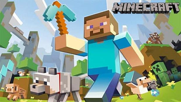 Fenômeno, Minecraft vai bem em vendas (Foto: Divulgação)
