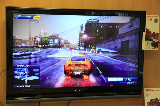 Need for Speed Most Wanted (Foto: Rodrigo Bastos / TechTudo)