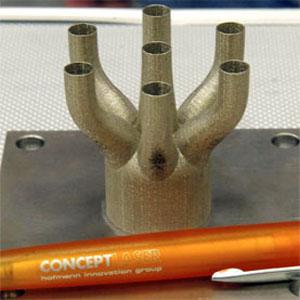 Dispositivo da Nasa imprimirá componentes de foguetes (Foto: Reprodução)