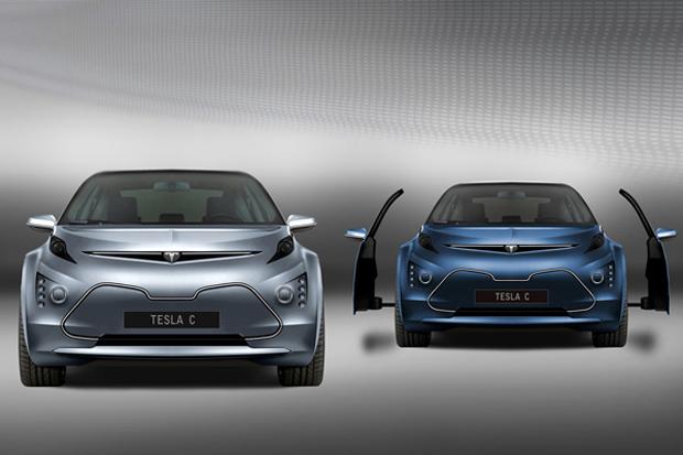 Se vier a ser fabricado, conceito aumentaria a linha da Tesla, limitada a dois modelos atualmente (Foto: Reprodução) (Foto: Se vier a ser fabricado, conceito aumentaria a linha da Tesla, limitada a dois modelos atualmente (Foto: Reprodução))