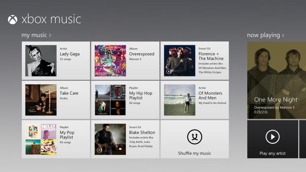 6 Xbox Live Music (Foto: 6 Xbox Live Music)