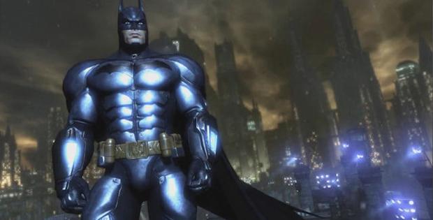 Batman: Arkham City Armored Edition (Foto: Divulgação)