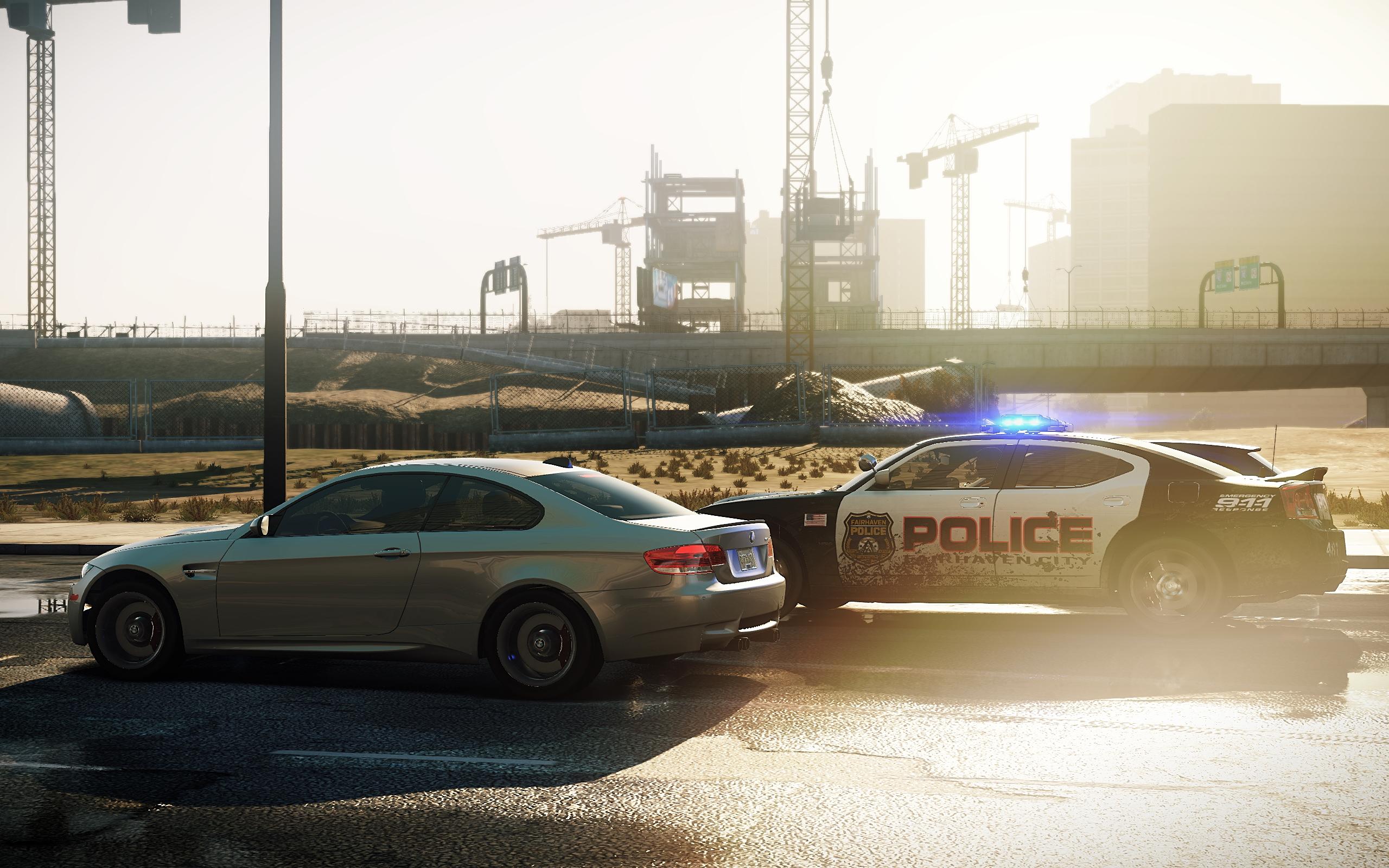 Need for Speed Most Wanted tem gráficos de primeira (Foto: Divulgação)