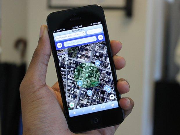 Nokia vai lançar aplicativo de mapas para iOS nas próximas semanas (Foto: Reprodução) (Foto: Nokia vai lançar aplicativo de mapas para iOS nas próximas semanas (Foto: Reprodução/Business Insider)