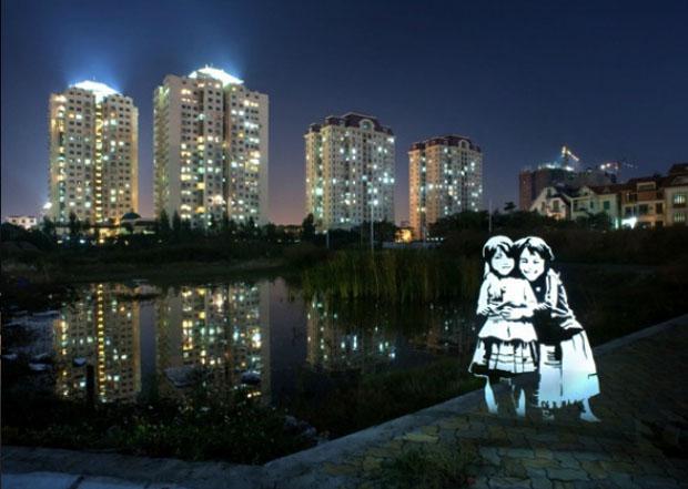 Projeto chega a Hanói, no Vietnã (Foto: Reprodução/  Fabrice Wittner)