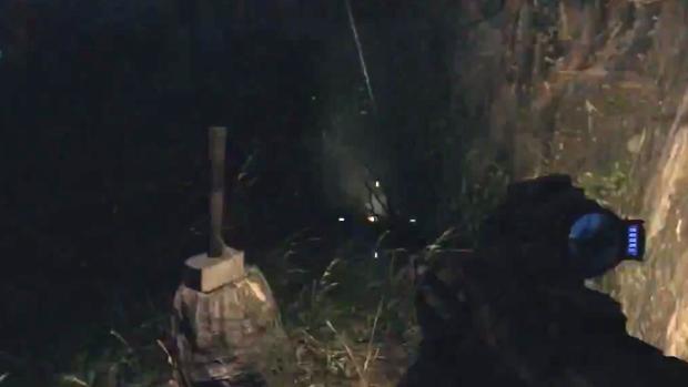 O martelo de Thor fazendo uma pontinha em Call of Duty: Black Ops 2 (Foto: Divulgação)