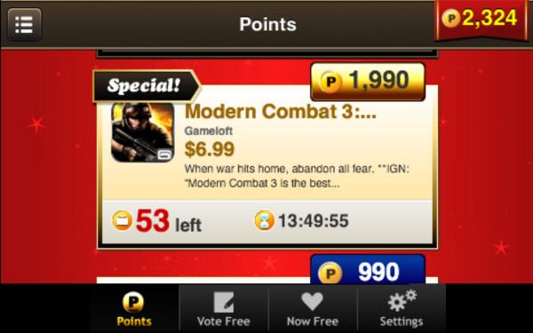 FreeAppDaily é a melhor opção para adquirir jogos famosos que custam pouco (Foto: Divulgação)