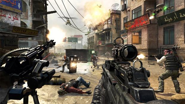 Call of Duty: Black Ops 2 é o maior lançamento de entretenimento do ano (Foto: Divulgação) (Foto: Call of Duty: Black Ops 2 é o maior lançamento de entretenimento do ano (Foto: Divulgação))