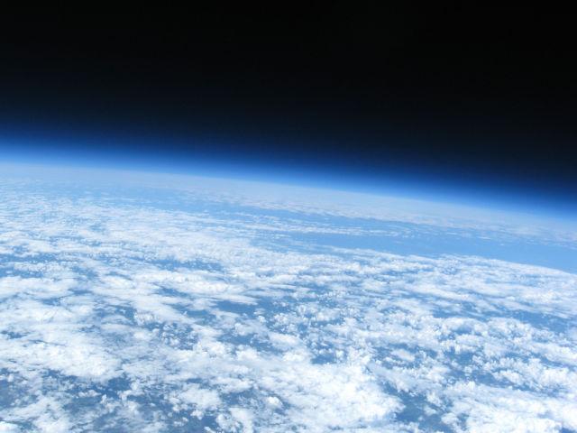 Foto da Terra registrada por Adam Cudworth (Foto: Reprodução / Adam Cudworth) (Foto: Foto da Terra registrada por Adam Cudworth (Foto: Reprodução / Adam Cudworth))