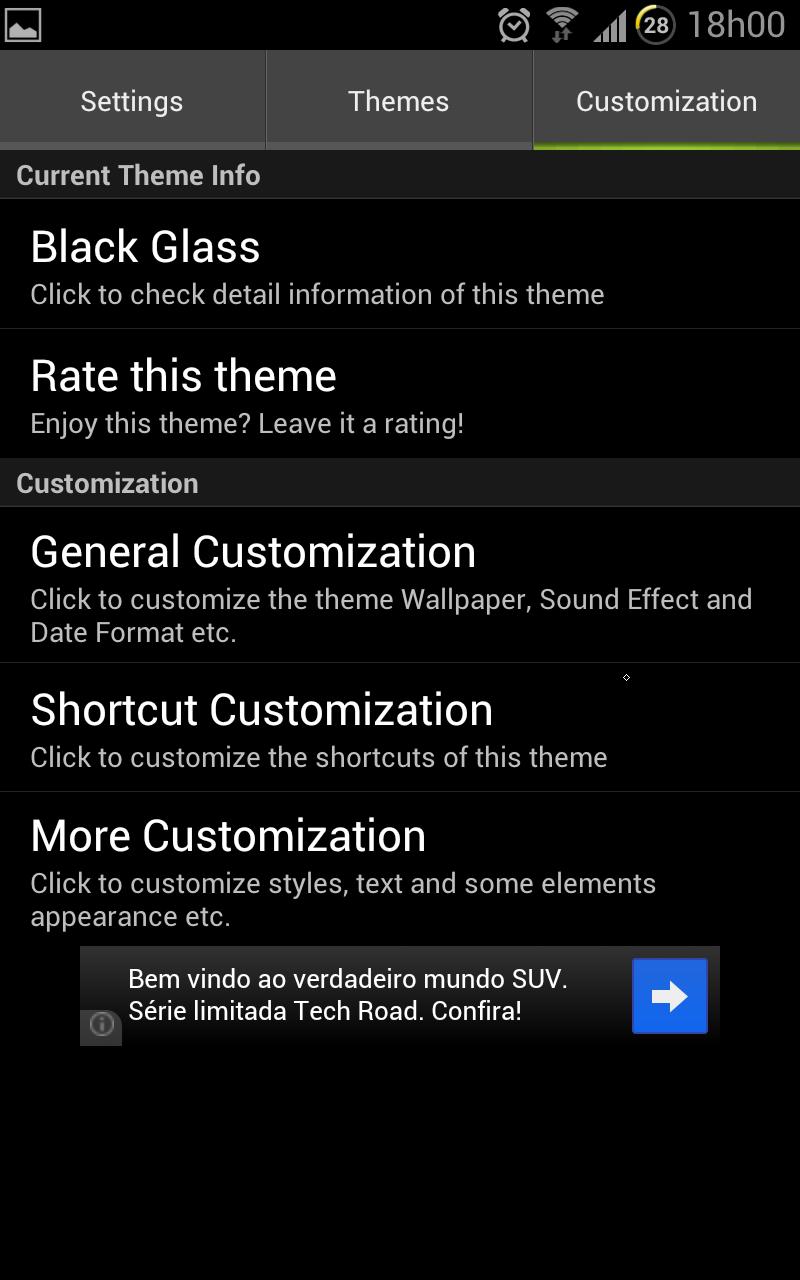 Mais opções para sua nova tela de bloqueio (Foto: Reprodução) (Foto: Mais opções para sua nova tela de bloqueio (Foto: Reprodução))