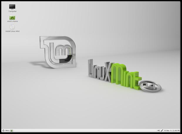 Linux Mint 14 mantem qualidade para continuar disputando a preferência do usuário com o Ubuntu (Foto: Reprodução)