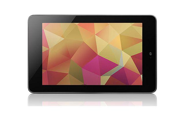 Nexus 7 está fazendo muito sucesso (Foto: Divulgação)