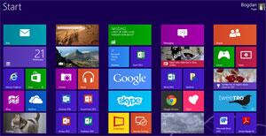 Atualização gratuita do Media Center do Windows 8 permite que piratas ativem o sistema operacional sem esforço (Foto: Reprodução)