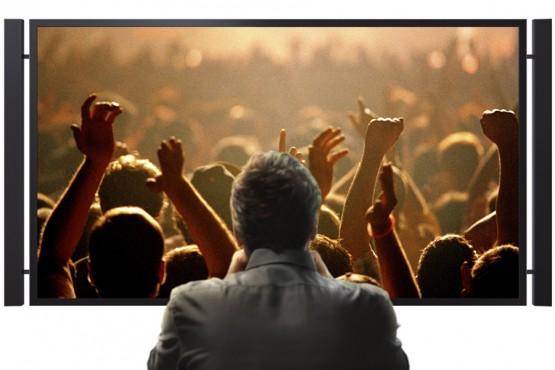 Primeira TV Ultra High Definition da Sony deve trazer conteúdo 4K integrado (Foto: Reprodução / Sony Blog)
