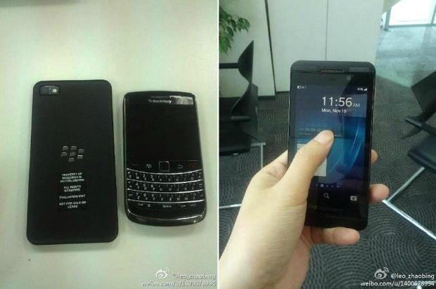 Telefone deve chegar ao mercado no fim de janeiro (Foto: Reprodução/CrackBerry)