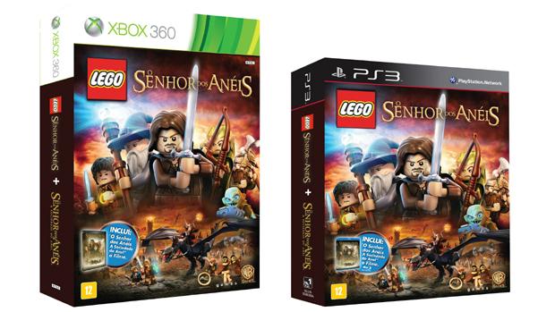 LEGO: O Senhor dos Anéis ganha edição limitada exclusiva no Brasil (Foto: Divulgação)