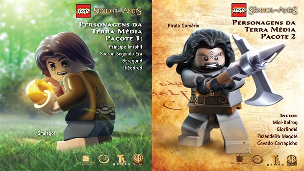 Pacotes de DLC inclusos trazem 8 novos personagens da Terra Média (Foto: Divulgação)