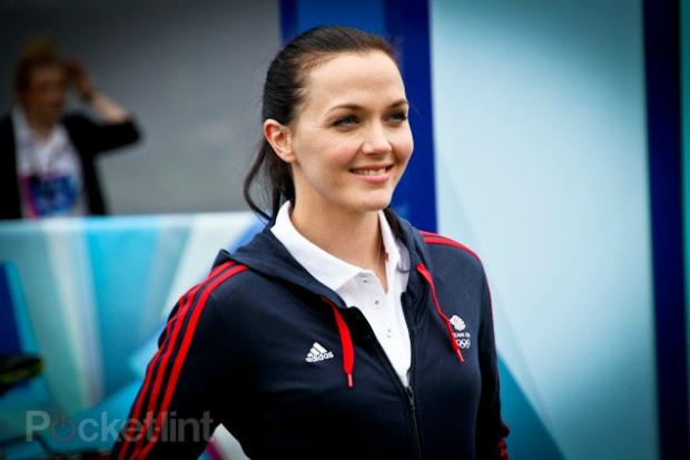 Ciclista britânica Victoria Pendleton brilhou nas Olimpíadas e ficou em sétimo lugar na lista (Foto: Reprodução/Pocket Lint)