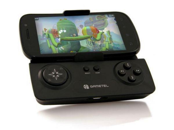Gametel é o único controle, até o momento, com representante no Brasil (Foto: Divulgação)