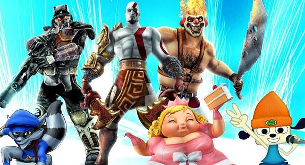 PlayStation All-Stars Battle Royale é o principal lançamento (Foto: Divulgação)