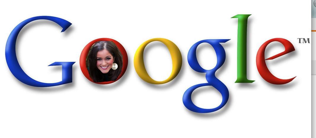 Google e Nana Gouvea (Foto: Reprodução/Facebook)