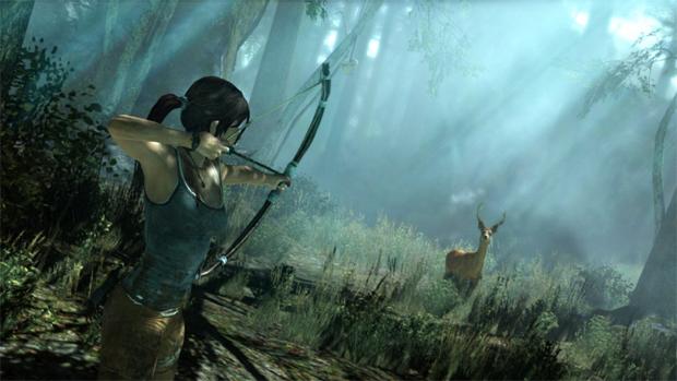 Novo Tomb Raider terá entre 12 e 15 horas de duração (Foto: Divulação) (Foto: Novo Tomb Raider terá entre 12 e 15 horas de duração (Foto: Divulação))