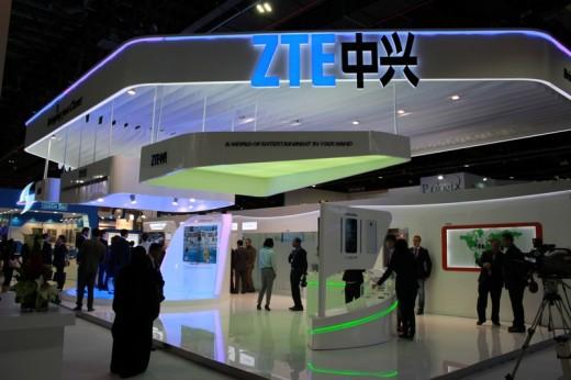 ZTE deve lançar o Apache em 2013 (Foto: Reprodução/ZTE)