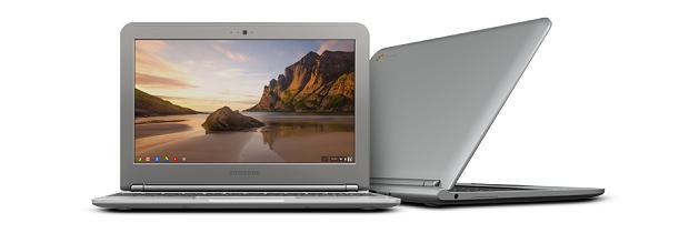 O Google deve lançar ainda este ano Chromebooks com telas sensíveis ao toque (Foto: Divulgação)