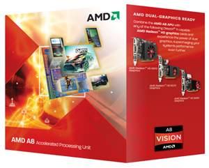 APUs da AMD são boas opções para máquinas mais economicas (Foto: Reprodução)
