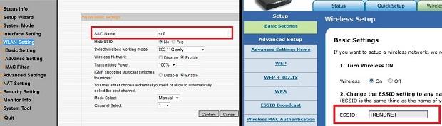 Acessando o SSID em dois roteadores diferentes (Foto/Reprodução/Edivaldo Brito) (Foto: Acessando o SSID em dois roteadores diferentes (Foto/Reprodução/Edivaldo Brito))