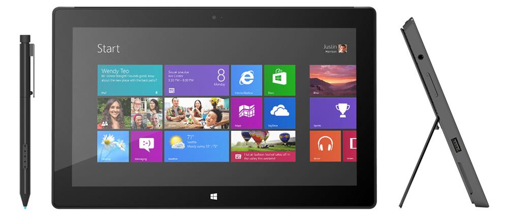 Microsoft Surface Pro (Foto: Divulgação)