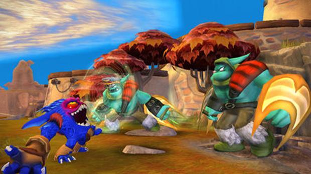 Skylanders Giants (Foto: Divulgação) (Foto: Skylanders Giants (Foto: Divulgação))