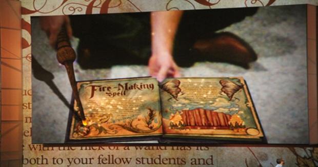 Wonderbook: Book of Spells (Foto: Divulgação) (Foto: Wonderbook: Book of Spells (Foto: Divulgação))
