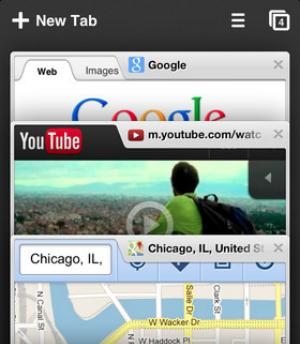 Chrome para iOS ganhou novos recursos (Foto: Divulgação)