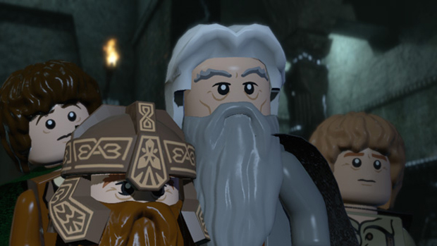 LEGO Lord of the Rings (Foto: Divulgação) (Foto: LEGO Lord of the Rings (Foto: Divulgação))