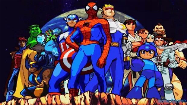 Marvel vs. Capcom Origins (Foto: Divulgação) (Foto: Marvel vs. Capcom Origins (Foto: Divulgação))