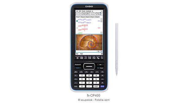 Nova calculadora da Casio tem touchscreen e tela colorida (Foto: Divugalção)