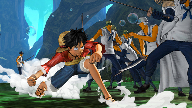 One Piece: Pirate Warriors (Foto: Divulgação) (Foto: One Piece: Pirate Warriors (Foto: Divulgação))
