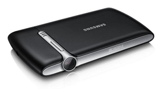 Projetor móvel foi lançado pela Samsung (Foto: Divulgação)