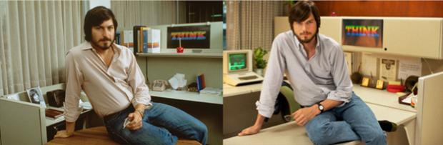Primeira fotografia oficial do filme jOBS mostra Ashton Kutcher como Steve Jobs (Foto: Reprodução/9to5mac)