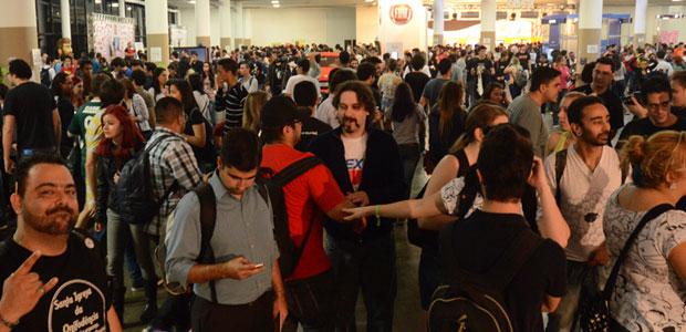 YouPix Festival São Paulo reuniu 11 mil pessoas (Foto: Divulgação) (Foto: YouPix Festival São Paulo reuniu 11 mil pessoas (Foto: Divulgação))