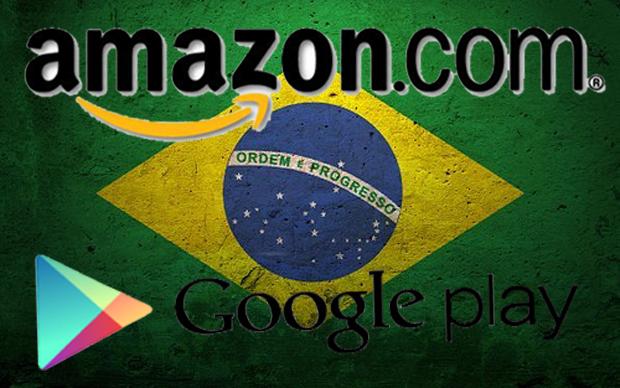 As duas gigantes do comércio online começaram a vender livros digitais nesta quinta-feira (6) (Foto: Elson de Souza/Techtudo)
