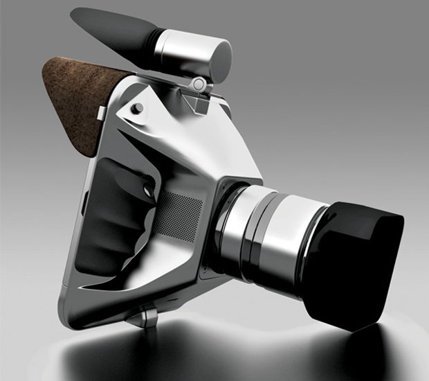 IO Camera daria suporte para diversas lentes (Foto: Reprodução/ Andre Pokhodzey)